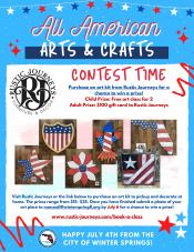 all american arts and crafts sheet